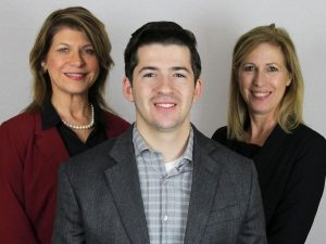 Diane, Josh Blum and Denise Komoroski, Caring Transitions of the Cuyahoga and Chagrin Valley
