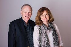 Helen and Bob Johnson, Caring Transitions Owners