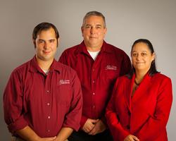Scott, Ben and Leilani Bleichwehl, Caring Transitions of San Antonio North