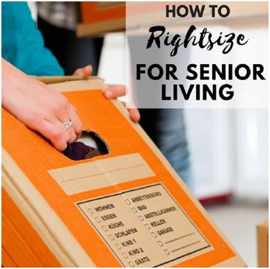 How to Rightsize for Senior Living