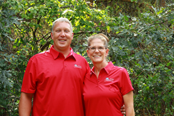 Jim and D'Lynn VanValkenburgh