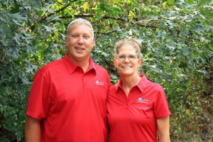 Jim and D'Lynn VanValkenburgh- Caring Transitions of Rapid City