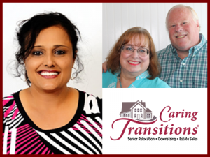 Western New Caring Transitions Owners in November