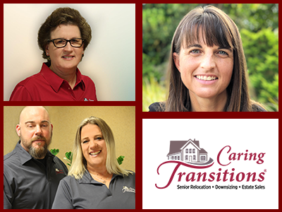 New Caring Transitions owners who launched in October