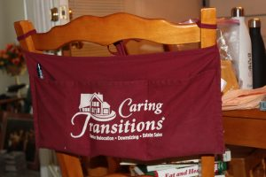 Caring Transitions Apron