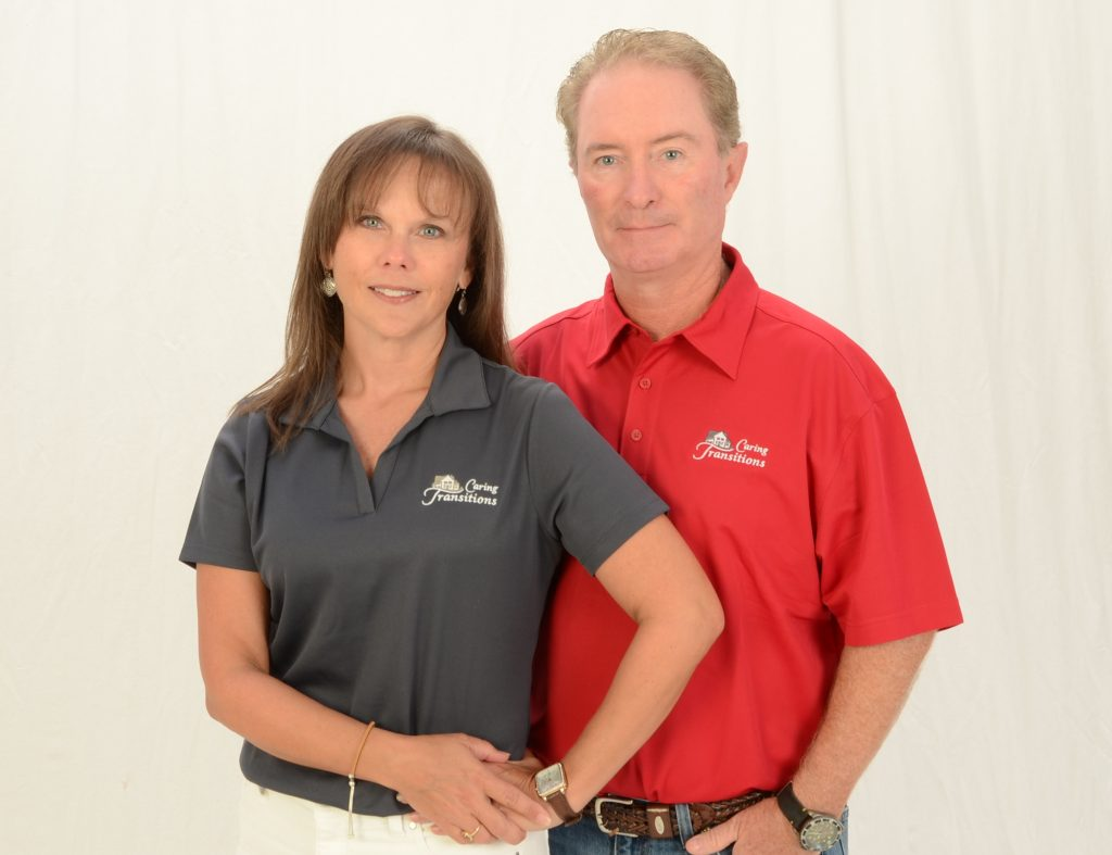 Tracy and Robert Baker, Caring Transitions of Catawba Valley