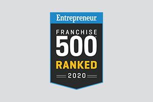 Entrepreneur 500 Logo
