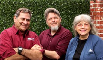 James Boydston, Jason Norris and Nancy Ravenstar