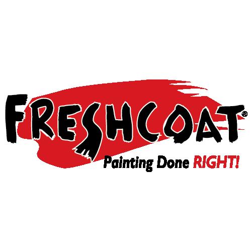 fresh coat logo square