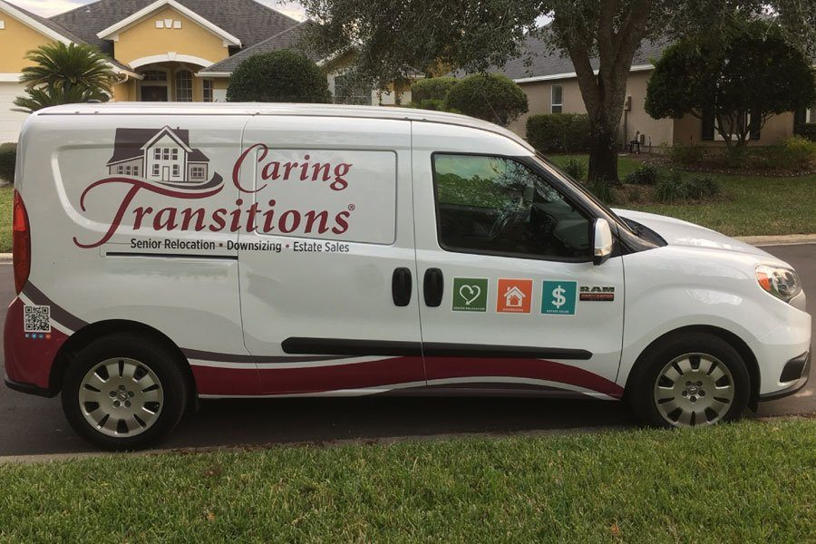 caring transitions van