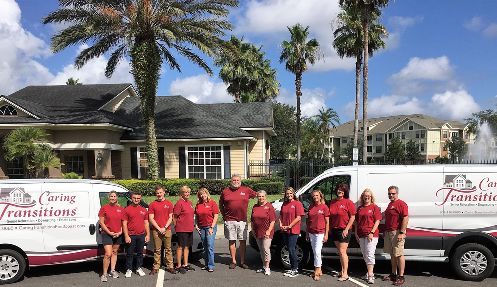 Caring Transitions Relocation Company Team