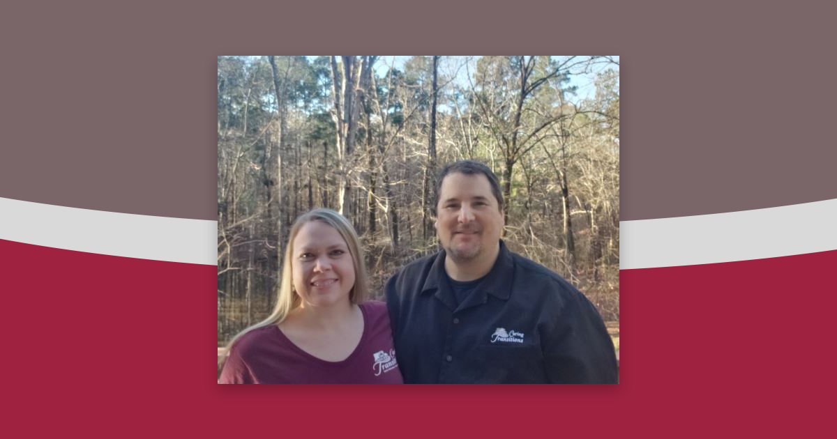 Andy & Rebecca Bear Caring Transitions Augusta, GA