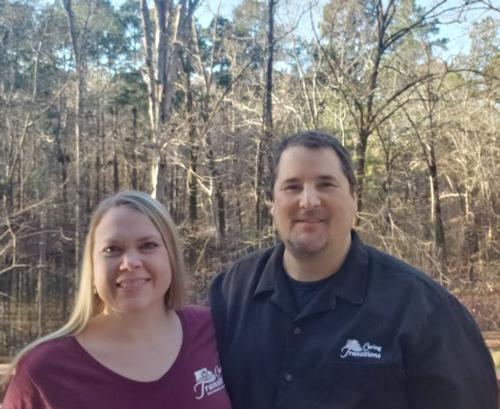Andy & Rebecca Beard Caring Transitions Augusta, GA