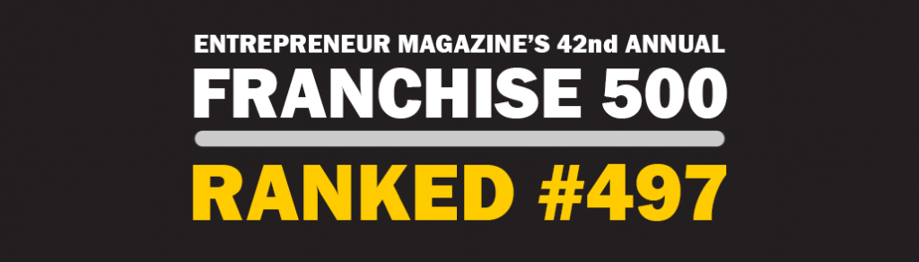 Entrepreneur Magazine's Franchise 500