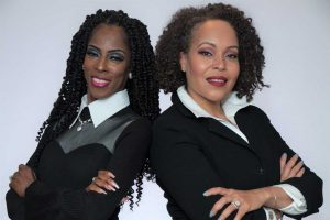 Kim Bigby and Happie Dunn-Henry, Caring Transitions Franchise Owners