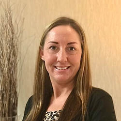 kristen hunter, operations admin